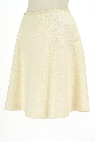 Apuweiser riche(アプワイザーリッシェ)の古着「花柄ジャガードフレアスカート(スカート)」大画像3へ