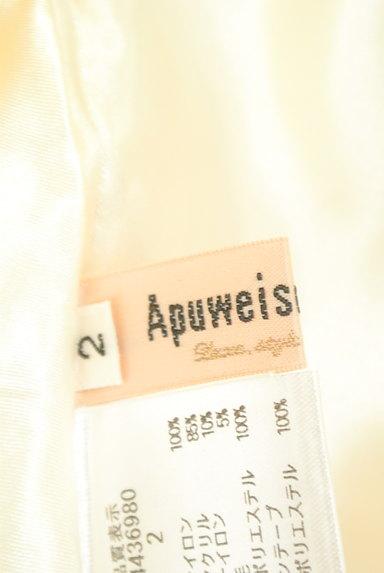 Apuweiser riche(アプワイザーリッシェ)の古着「花柄ジャガードフレアスカート(スカート)」大画像6へ