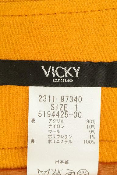 VICKY(ビッキー)の古着「カラーミニスカート(ミニスカート)」大画像6へ
