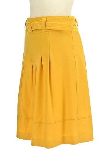 JUSGLITTY(ジャスグリッティー)の古着「ベルト付きタックフレアスカート(スカート)」大画像3へ