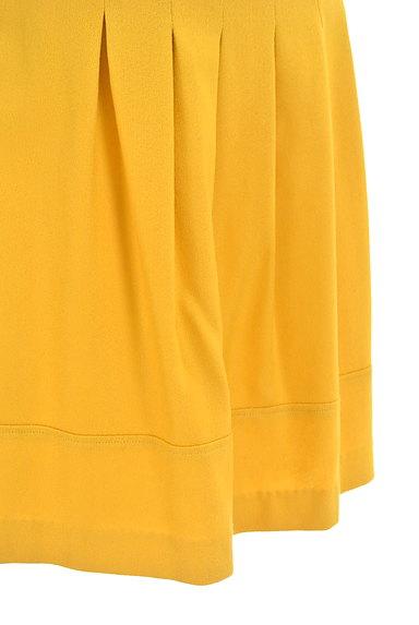 JUSGLITTY(ジャスグリッティー)の古着「ベルト付きタックフレアスカート(スカート)」大画像5へ