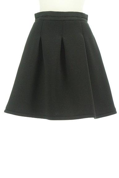 JUSGLITTY(ジャスグリッティー)の古着「タックフレアスカート(スカート)」大画像1へ