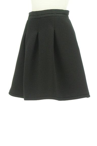 JUSGLITTY(ジャスグリッティー)の古着「タックフレアスカート(スカート)」大画像3へ