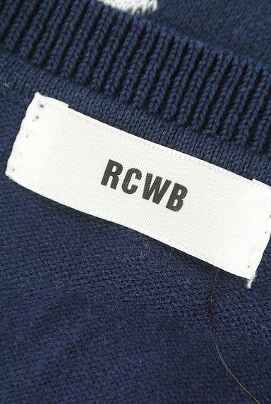 RODEO CROWNS(ロデオクラウン)の古着「エスニック柄Vネックニット(ニット)」大画像6へ
