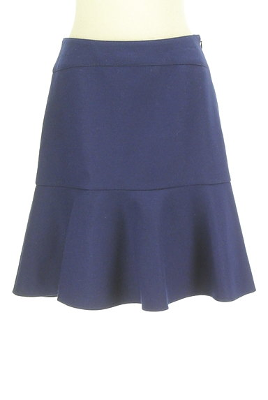 TOMORROWLAND(トゥモローランド)の古着「ウールフレアスカート(ミニスカート)」大画像1へ