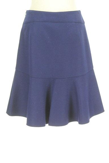 TOMORROWLAND(トゥモローランド)の古着「ウールフレアスカート(ミニスカート)」大画像2へ
