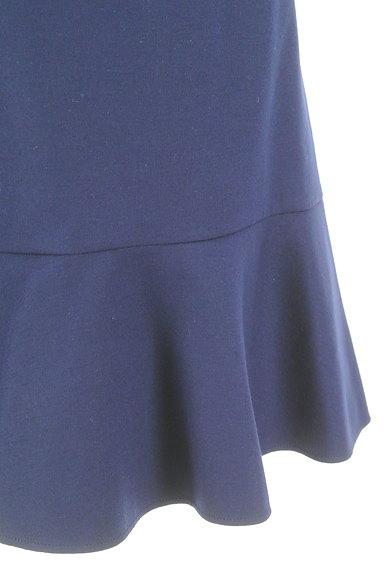TOMORROWLAND(トゥモローランド)の古着「ウールフレアスカート(ミニスカート)」大画像4へ