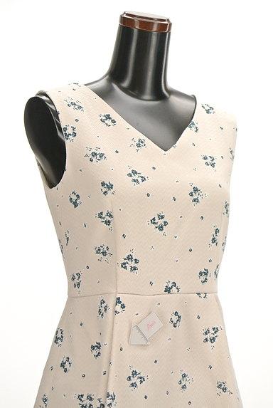 MERCURYDUO(マーキュリーデュオ)の古着「花柄フレアワンピース(ワンピース・チュニック)」大画像4へ