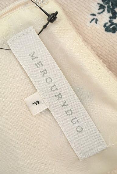 MERCURYDUO(マーキュリーデュオ)の古着「花柄フレアワンピース(ワンピース・チュニック)」大画像6へ