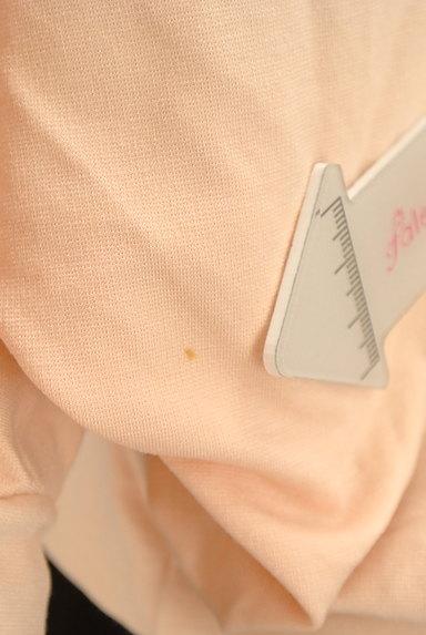 MERCURYDUO(マーキュリーデュオ)の古着「バックレースアップカットソー(カットソー・プルオーバー)」大画像5へ