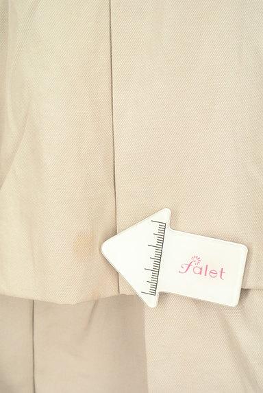 JILLSTUART(ジルスチュアート)の古着「リボンティアードフリルキャミワンピ(キャミワンピース)」大画像5へ