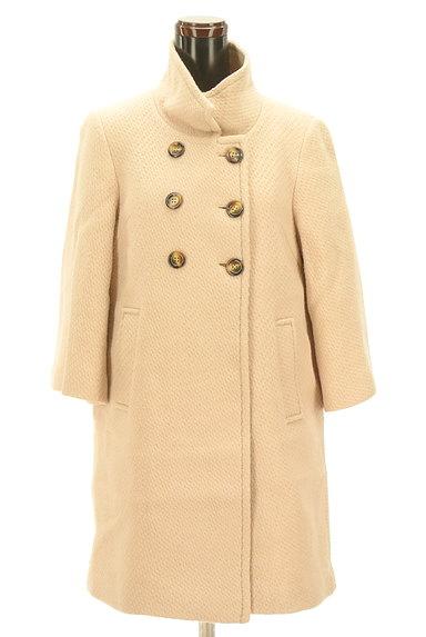 Rouge vif La cle(ルージュヴィフラクレ)の古着「Aラインロングウールコート(コート)」大画像1へ