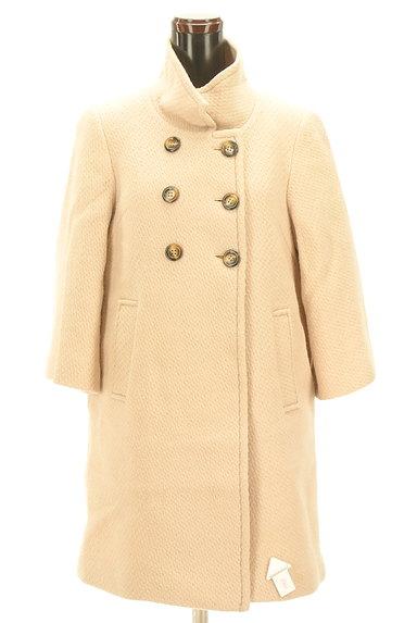 Rouge vif La cle(ルージュヴィフラクレ)の古着「Aラインロングウールコート(コート)」大画像4へ