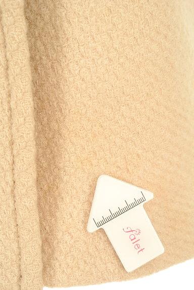 Rouge vif La cle(ルージュヴィフラクレ)の古着「Aラインロングウールコート(コート)」大画像5へ