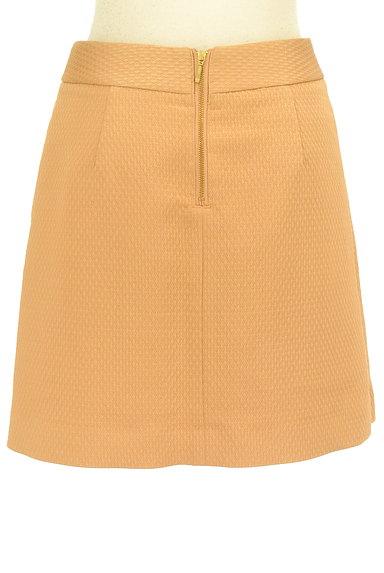 Rouge vif La cle(ルージュヴィフラクレ)の古着「タック台形ミニスカート(ミニスカート)」大画像2へ