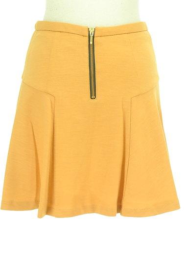 Rouge vif La cle(ルージュヴィフラクレ)の古着「フレアカラーミニスカート(ミニスカート)」大画像2へ