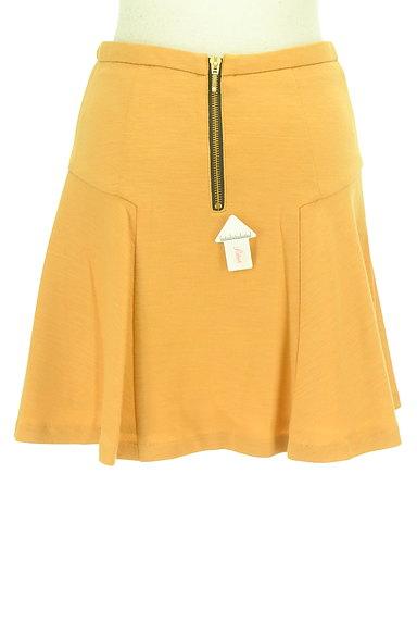 Rouge vif La cle(ルージュヴィフラクレ)の古着「フレアカラーミニスカート(ミニスカート)」大画像4へ