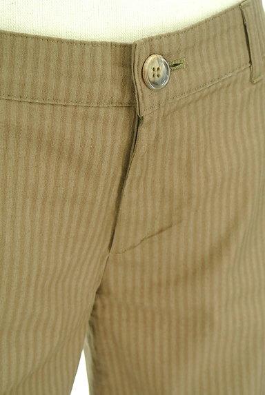 Rouge vif La cle(ルージュヴィフラクレ)の古着「ストライプ柄ミモレパンツ(パンツ)」大画像4へ