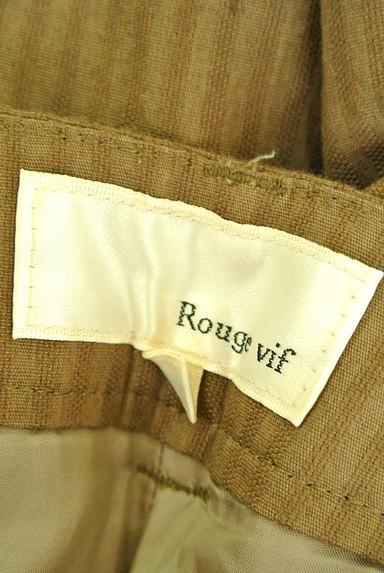 Rouge vif La cle(ルージュヴィフラクレ)の古着「ストライプ柄ミモレパンツ(パンツ)」大画像6へ