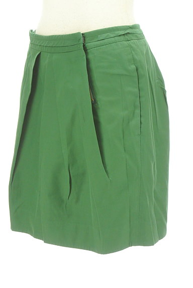 Rouge vif La cle(ルージュヴィフラクレ)の古着「タックタイトカラーミニスカート(ミニスカート)」大画像3へ