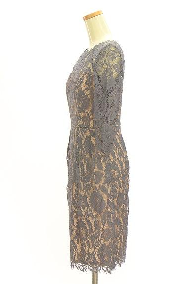 Milly(ミリー)の古着「総刺繍レーススカラップワンピース(ワンピース・チュニック)」大画像3へ
