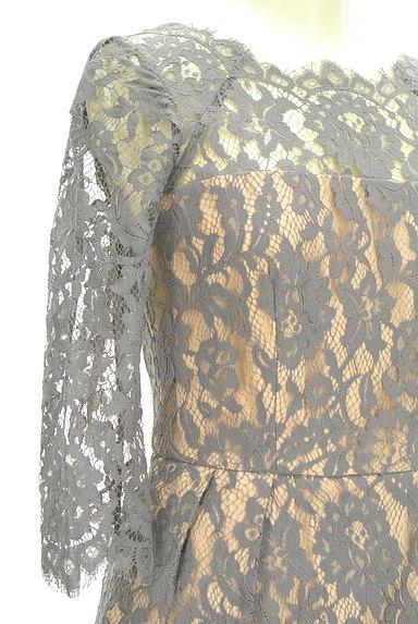 Milly(ミリー)の古着「総刺繍レーススカラップワンピース(ワンピース・チュニック)」大画像5へ