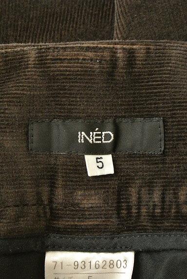INED(イネド)の古着「コーデュロイクロップドパンツ(パンツ)」大画像6へ