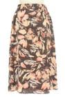 7-ID concept(セブンアイディーコンセプト)の古着「ロングスカート・マキシスカート」後ろ