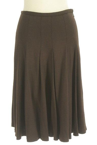 7-ID concept(セブンアイディーコンセプト)の古着「ウールフレアスカート(スカート)」大画像1へ