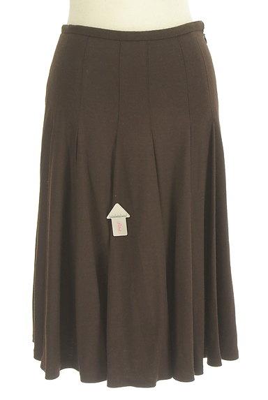 7-ID concept(セブンアイディーコンセプト)の古着「ウールフレアスカート(スカート)」大画像4へ