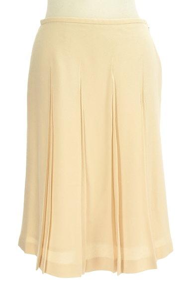 SunaUna(スーナウーナ)の古着「美プリーツ膝丈スカート(スカート)」大画像1へ