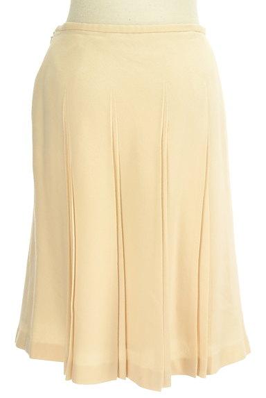 SunaUna(スーナウーナ)の古着「美プリーツ膝丈スカート(スカート)」大画像2へ