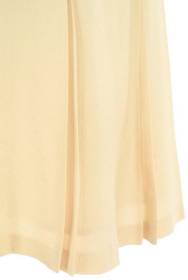 SunaUna(スーナウーナ)の古着「美プリーツ膝丈スカート(スカート)」大画像5へ