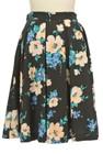 31 Sons de mode(トランテアン ソン ドゥ モード)の古着「スカート」後ろ