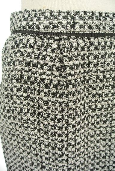 MISCH MASCH(ミッシュマッシュ)の古着「ラメツイードタイトスカート(スカート)」大画像4へ