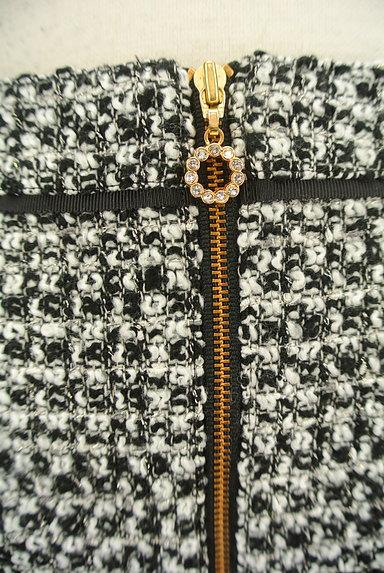 MISCH MASCH(ミッシュマッシュ)の古着「ラメツイードタイトスカート(スカート)」大画像5へ
