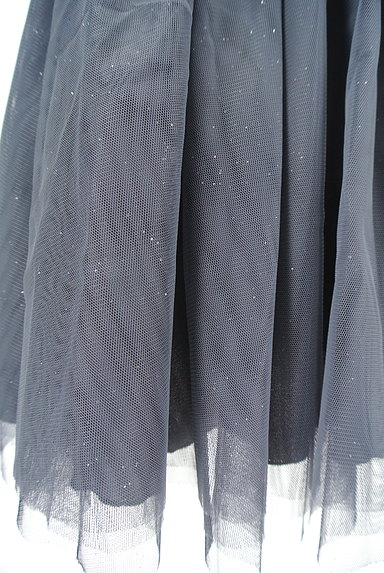 WILLSELECTION(ウィルセレクション)の古着「シアーラメチュールミニスカート(ミニスカート)」大画像5へ