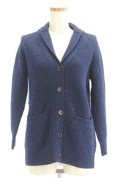 Spick and Span(スピック&スパン)の古着「襟付きミドルカーディガン(カーディガン・ボレロ)」大画像1へ