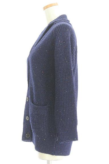 Spick and Span(スピック&スパン)の古着「襟付きミドルカーディガン(カーディガン・ボレロ)」大画像3へ