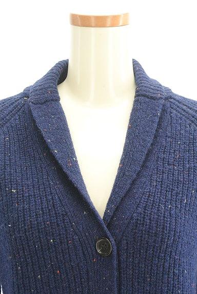 Spick and Span(スピック&スパン)の古着「襟付きミドルカーディガン(カーディガン・ボレロ)」大画像4へ