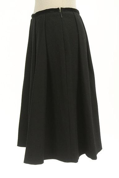 M-premier(エムプルミエ)の古着「タックフレアウールスカート(スカート)」大画像3へ