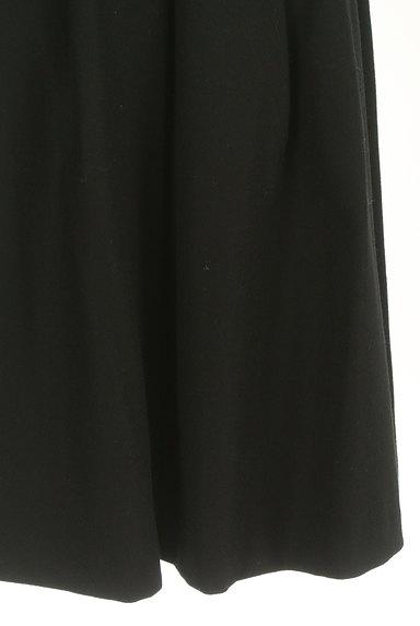 M-premier(エムプルミエ)の古着「タックフレアウールスカート(スカート)」大画像5へ