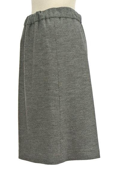 NATURAL BEAUTY(ナチュラルビューティ)の古着「セミフレアウールスカート(スカート)」大画像3へ