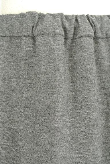 NATURAL BEAUTY(ナチュラルビューティ)の古着「セミフレアウールスカート(スカート)」大画像4へ