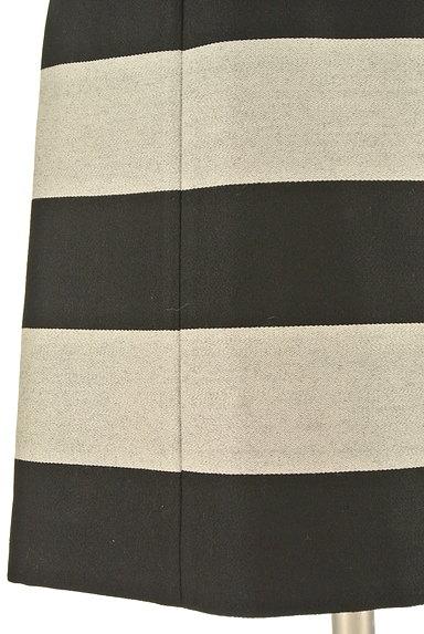 LE SOUK(ルスーク)の古着「ボーダー柄膝丈ワンピース(Tシャツ)」大画像5へ