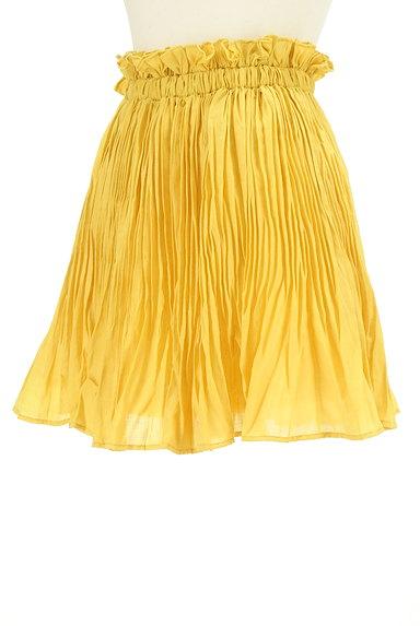 BEAMS Women's(ビームス ウーマン)の古着「プリーツフレアカラースカート(スカート)」大画像3へ