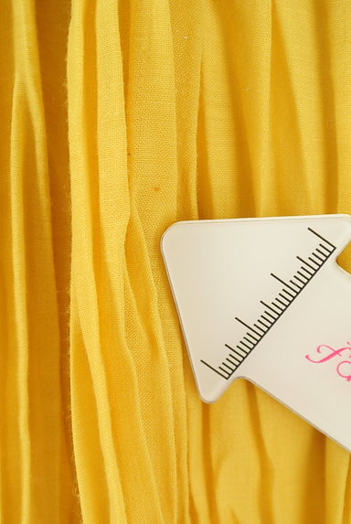 BEAMS Women's(ビームス ウーマン)の古着「プリーツフレアカラースカート(スカート)」大画像5へ