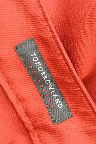 TOMORROWLAND(トゥモローランド)の古着「ミディ丈光沢セミフレアスカート(スカート)」大画像6へ