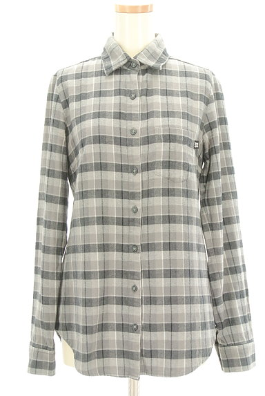 SLY(スライ)の古着「チェック柄フランネルシャツ(カジュアルシャツ)」大画像1へ