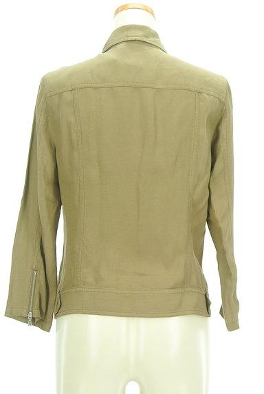 VICKY(ビッキー)の古着「ビッグカラー七分袖ジャケット(ジャケット)」大画像2へ